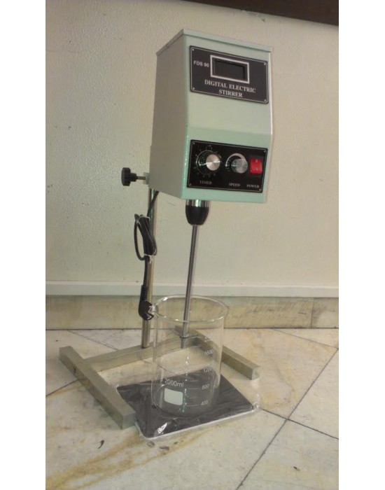 همزن مکانیکی دیجیتال
